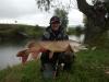 Pike with Ryujin in Romania