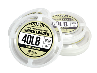 SHOCK LEADER (CO-POLYMER MONOFILAMENT)